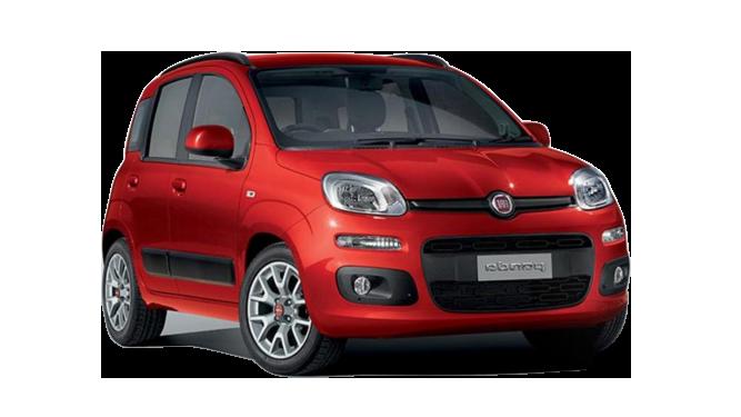 Fiat Panda Γαλανάκης Πάρος Ενοικιάσεις αυτοκινήτων